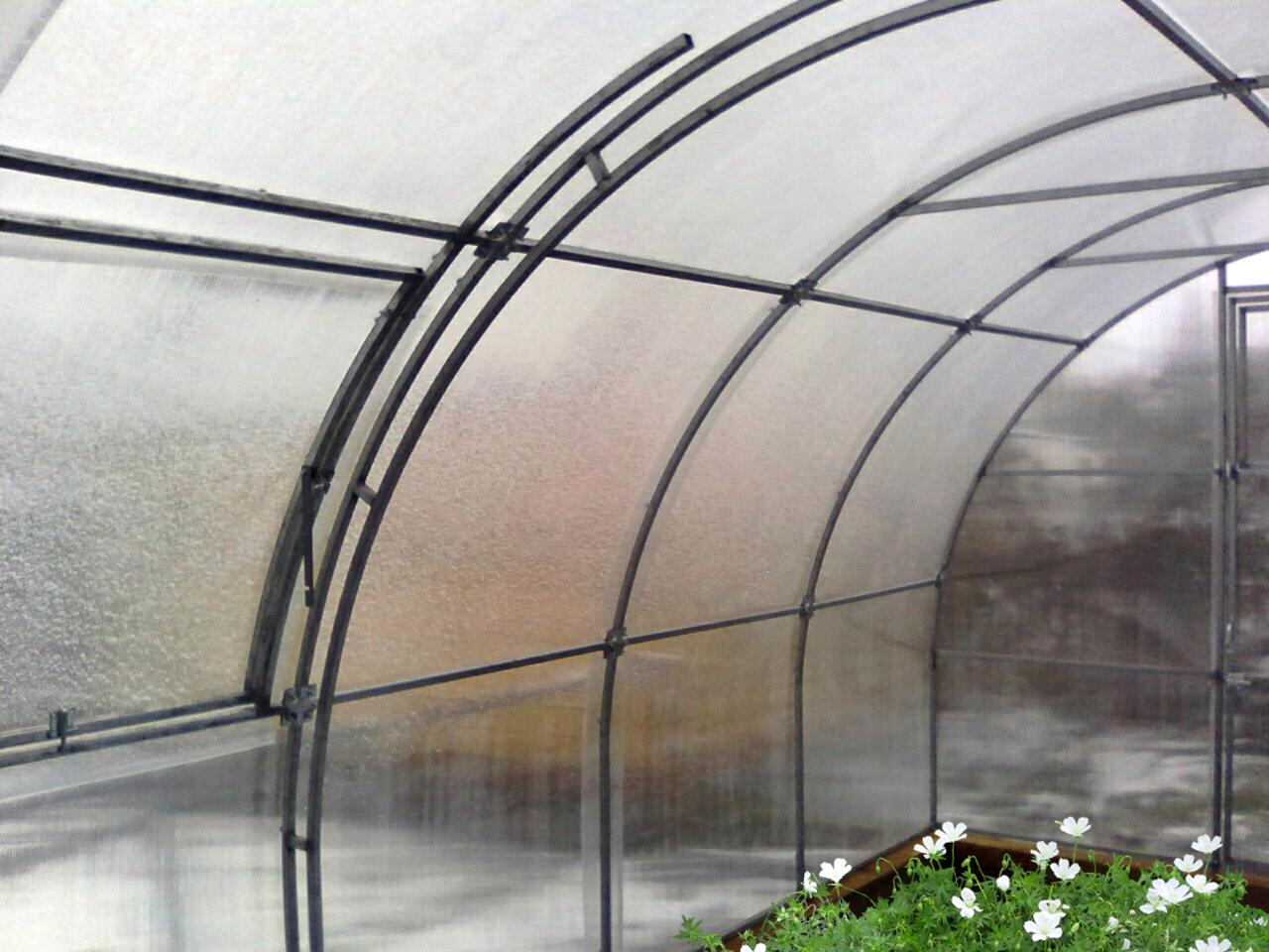 инструкция по сборке теплицы из поликарбоната урожайная